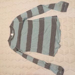 Ivivva long sleeve striped shirt 10